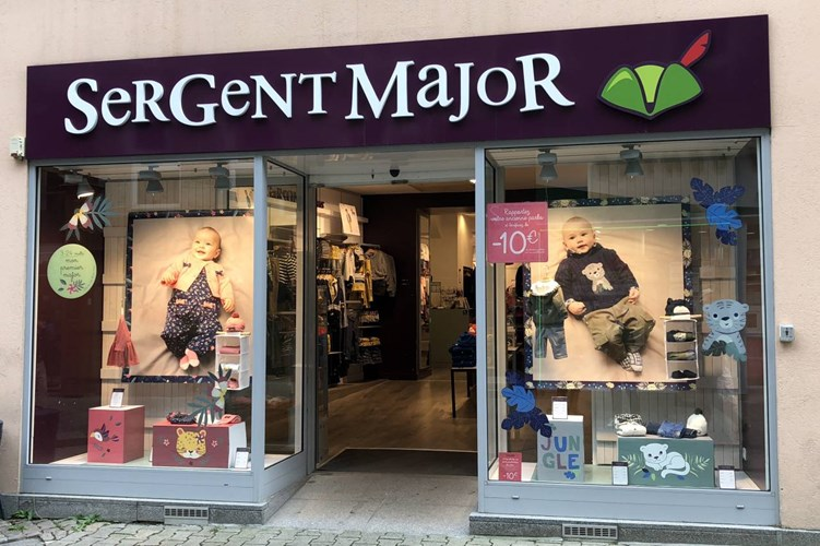 Sergent Major : Franchise in de kijker