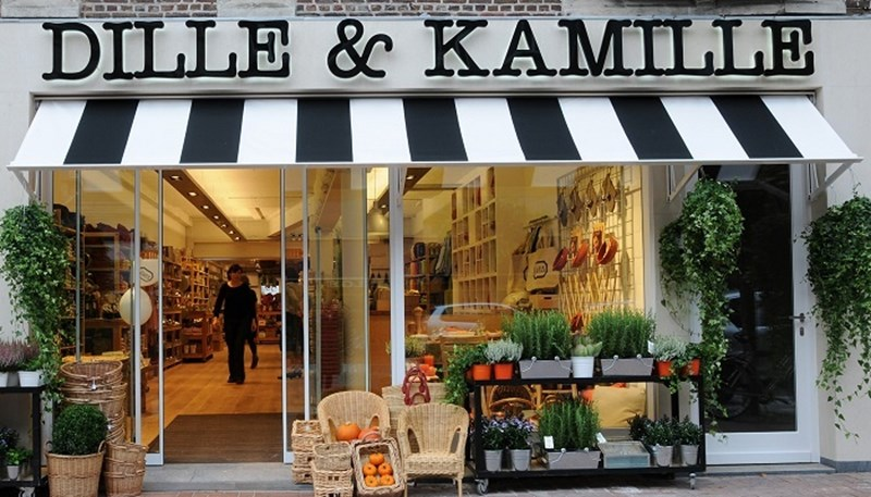 Geen franchise voor Dille & Kamille