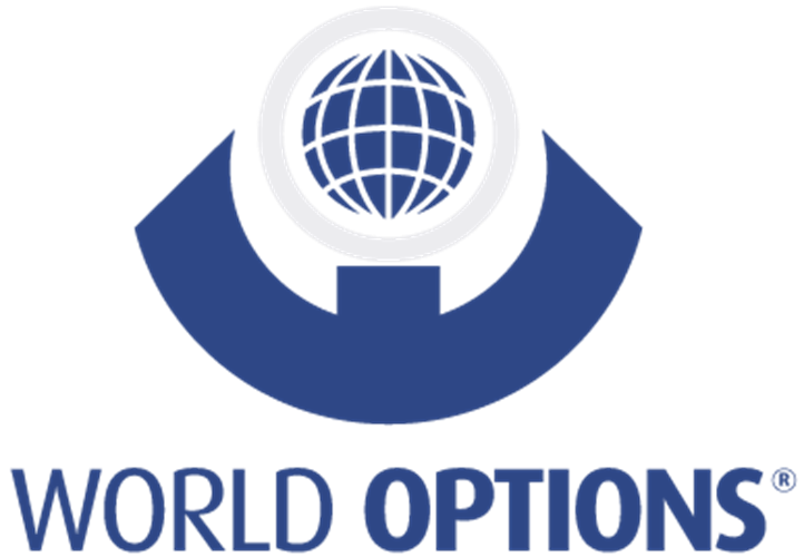 Le 'drive' de World Options