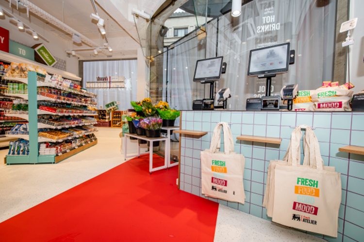 Delhaize Fresh Atelier van start in Antwerpen