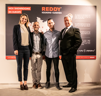 Reddy cuisines franchise Braine